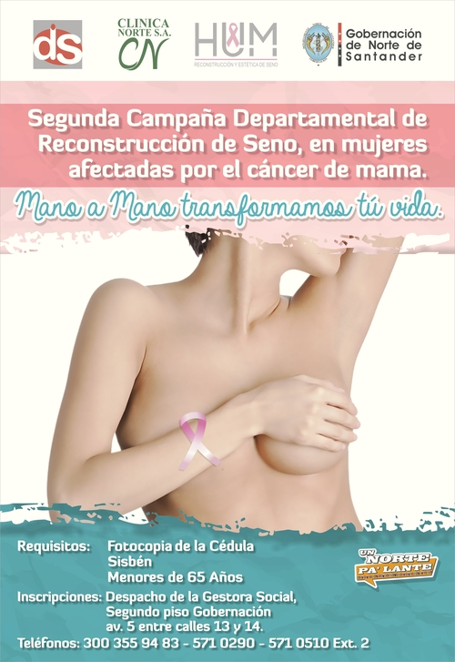 1ERA. JORNADA DE RECONSTRUCCIÓN MAMARIA