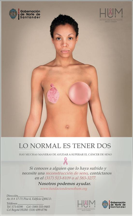 CAMPAÑA: LO NORMAL ES TENER 2.